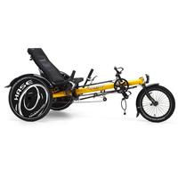 Trix - Tricycle à deux roues arrière propulse par les pi...