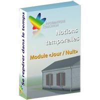Notions temporelles - modules jour/nuit - Logiciel d'app...