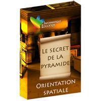 Le secret de la pyramide - Logiciel d'apprentissage...