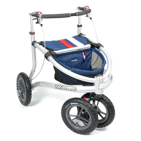 Trionic Veloped Sport - Déambulateur à 4 roues...