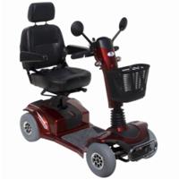 Mirage - Scooter à quatre roues...