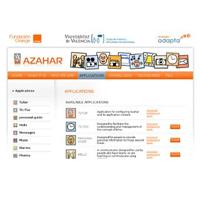 Azahar - Logiciel de communication par pictogrammes...