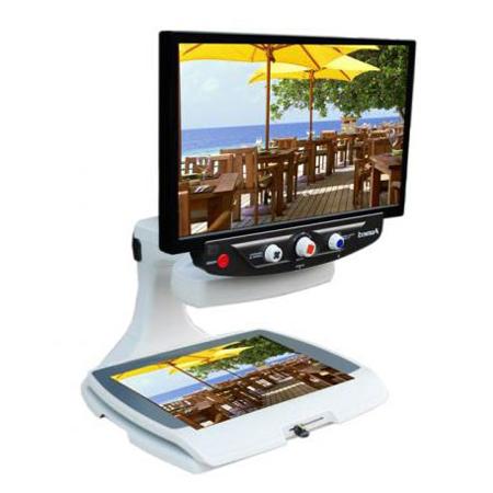 LookStation - Téléagrandisseur avec écran intégré...
