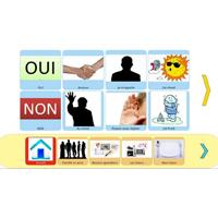 Comooty solo - Logiciel de communication par pictogramme...