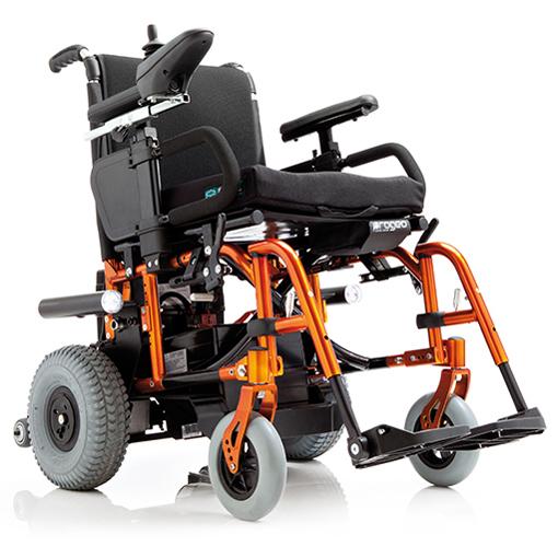 Variotronic - Fauteuil roulant électrique à châssis plia...