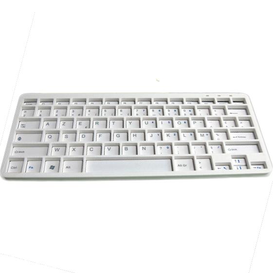 guide doigt clavier ordinateur