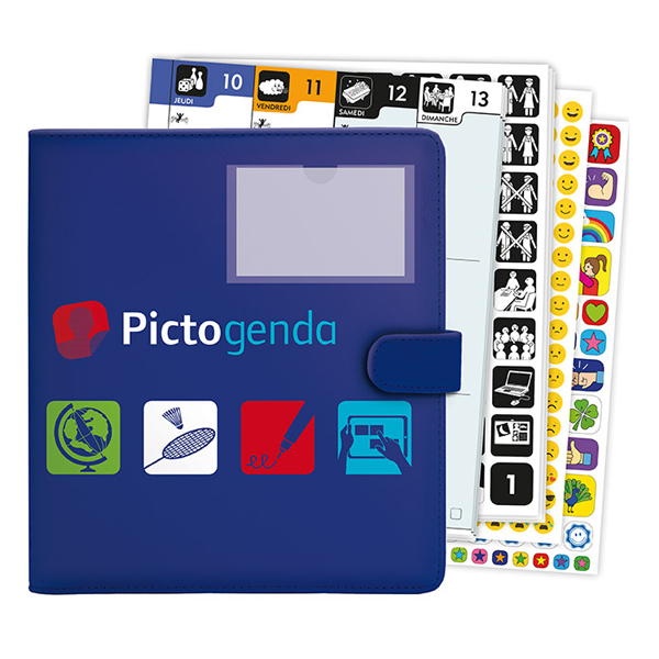 Pictogenda - Communication par pictogrammes...