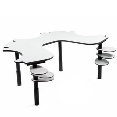 Ergo'technik 3+1 - Table de travail à hauteur réglable...