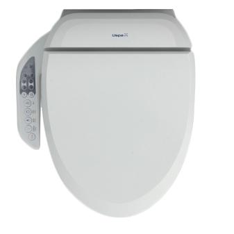 Uspa 7235 - Lunette de wc / toilettes avec jet intégré...