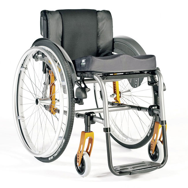 Quickie Life R - Fauteuil roulant manuel standard a châs...