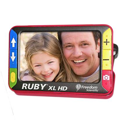 Ruby xl hd - Téléagrandisseur portable ...