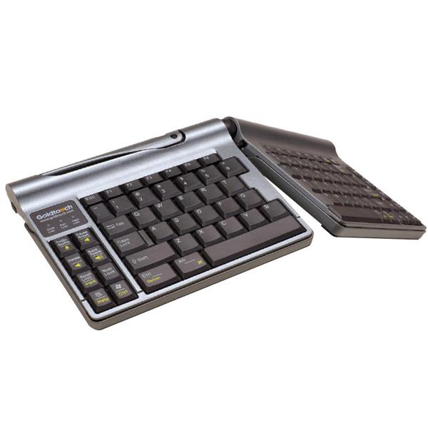 Goldtouch go 2 - Clavier d'ordinateur...