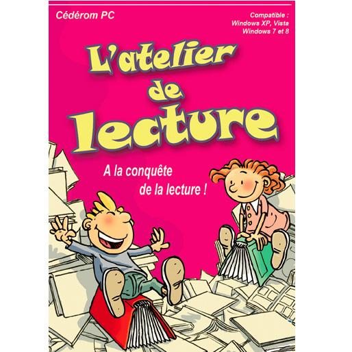 L'atelier de lecture - Logiciel d'apprentissage...