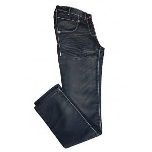 Jeans bleu créateur - Jean...
