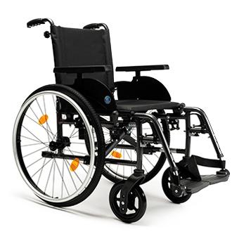 D série - Fauteuil roulant manuel standard à châssis fix...