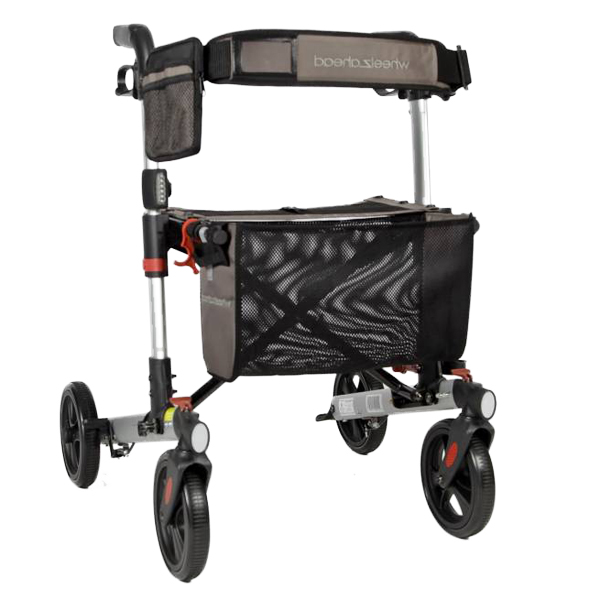 Wheelzahead Track - Déambulateur à 4 roues...