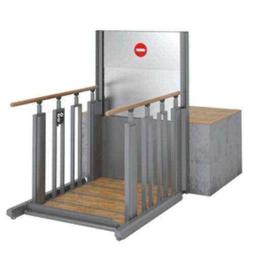 Easylift - Plateforme élévatrice verticale...