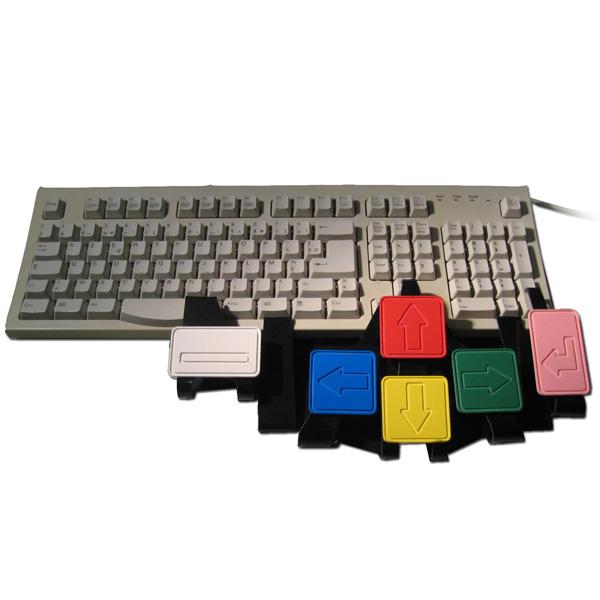 Adaptateur de clavier - Clavier a touches larges / agran...
