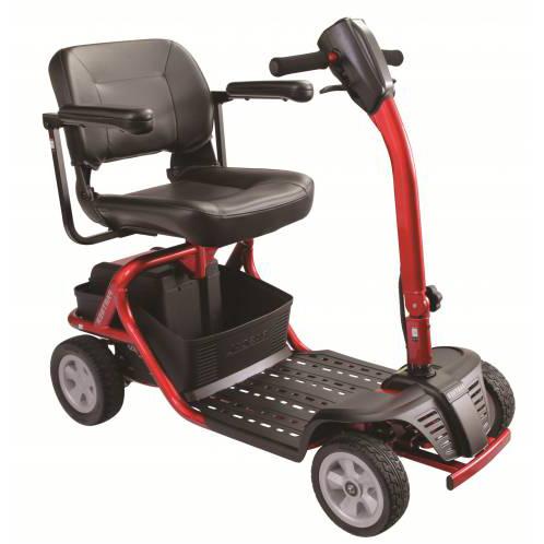 Partner - Scooter à quatre roues...