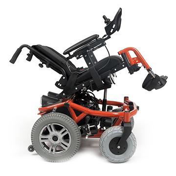Forest kids - Fauteuil roulant électrique à châssis fixe...