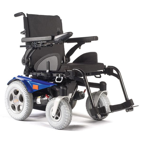 Quickie Salsa R2 - Fauteuil roulant électrique à châssis...