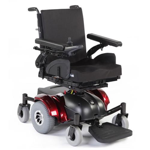 Quickie Hula - Fauteuil roulant électrique d'intérieur...