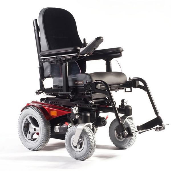 Quickie Jive R2 - Fauteuil roulant électrique à châssis ...