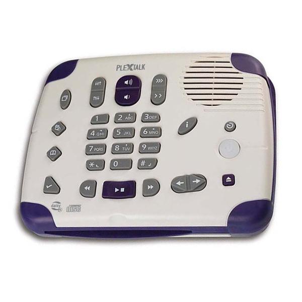 Plextalk Linio - Lecteur et enregistreur audio et/ou vid...