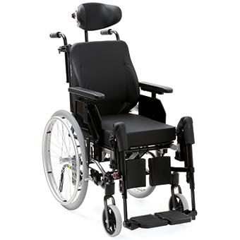Netti 4U Comfort CE plus - Fauteuil roulant manuel confo...
