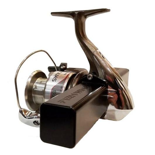 Canne à pêche électrique - Aide pour pêcher...