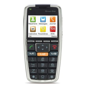 D7000 One - Téléphone mobile (portable)...