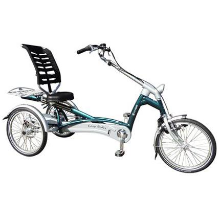 Easy rider  - Tricycle à deux roues arrière propulse par...
