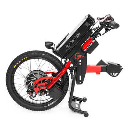 Batec Electrique - Troisième roue électrique pour fauteu...