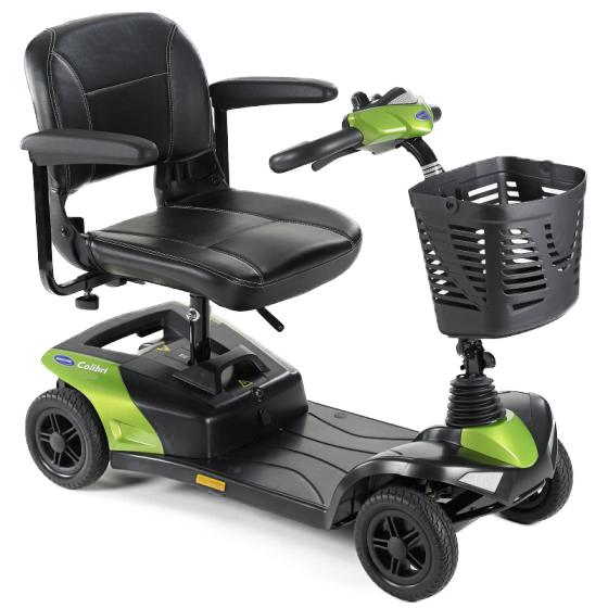 Colibri - Scooter à quatre roues...