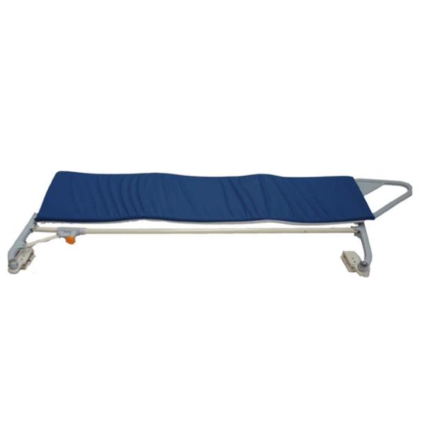 Protection de barrières de lit matelassée déhoussable - ...