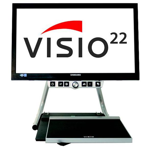 Visio 22 - Téléagrandisseur avec écran intégré...