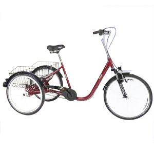 Senora - Tricycle à deux roues arrière propulse par les ...