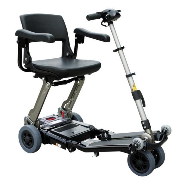 Luggie élite - Scooter à quatre roues...