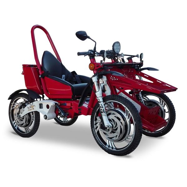 Mobile dream - Véhicule tout terrain motorisé...