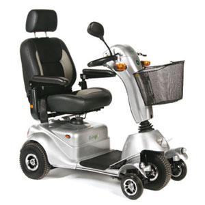 Quingo Plus - Scooter à cinq roues...