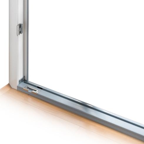 Porte d'entrée automatique - Automatisation de porte/por...