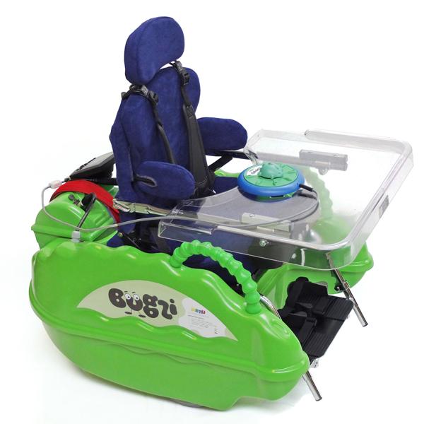 Bugzi - Fauteuil roulant électrique enfant...