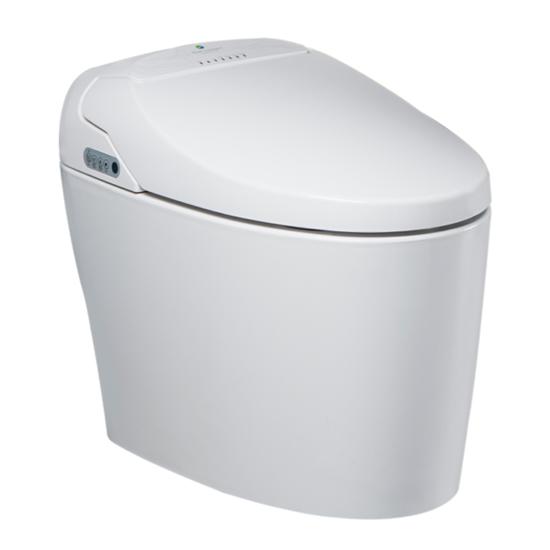 Excellence plus - Lunette de wc / toilettes avec jet int...