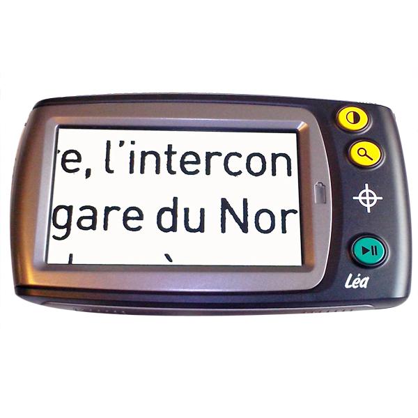Léa - Téléagrandisseur portable ...