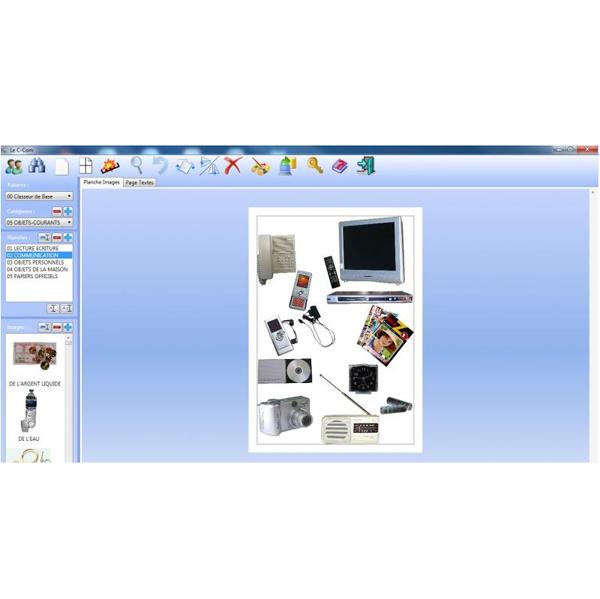 Ab ccom - Logiciel de communication par pictogrammes...