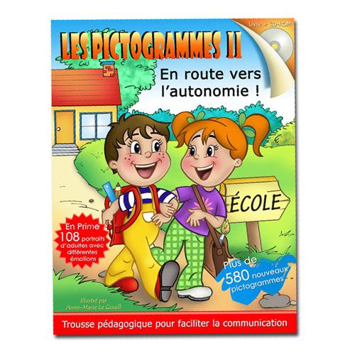 Les pictogrammes II LV 891 - Logiciel de communication p...