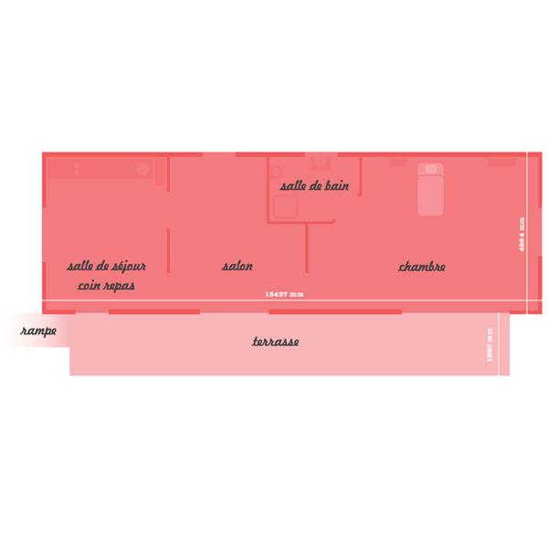 Senior Cottage 70 m2 - MOBIL-HOME...