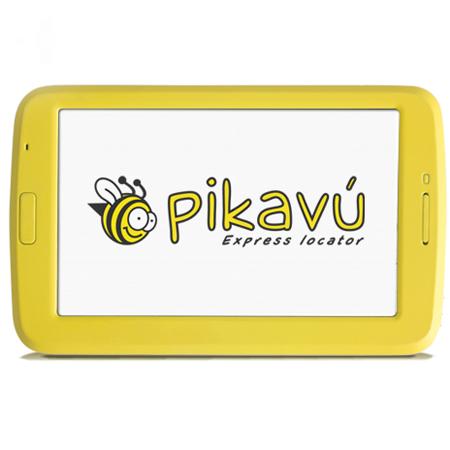 Pikavu - Système de repérage de personne...
