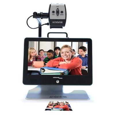 Acrobat HD mini - Téléagrandisseur avec écran intégré...
