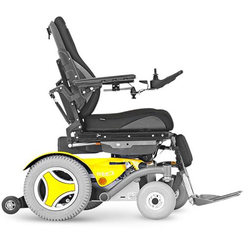 C350 Corpus 3G - Fauteuil roulant électrique à châssis f...